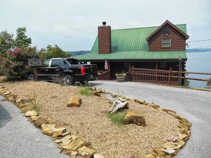 Lake Front Cabins Sevierville Tn Cabin Vacation Rental