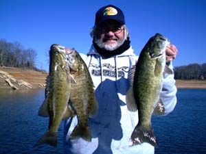 smokies angling adventures guide service douglas lake tn
